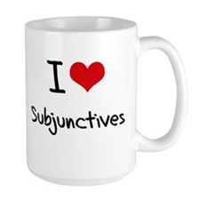 I love Subjunctives Mug