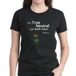 Julia: I'm True Neutral Women's Dark T-Shirt