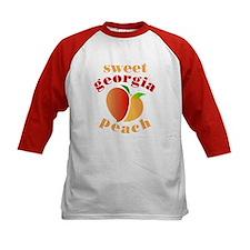 Sweet Georgia Peach Tee