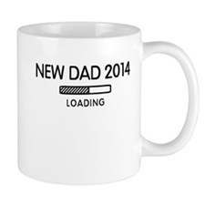 New Dad Loading 2014 Mug