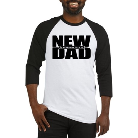 2014 Gifts > 2014 Mens > February 2014 New Dad Baseball Jersey