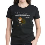 Haley: I prefer... Women's Dark T-Shirt