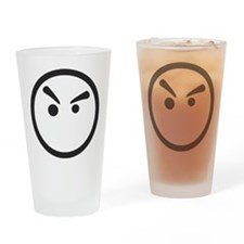 Grumpy war Gamer products Drinking Glass