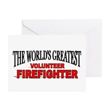 """The World's Greatest Volunteer Firefighter"" Greet"