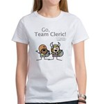 Durkon: Go Team Cleric! Women's T-Shirt