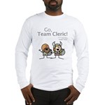 Durkon: Go Team Cleric! Long Sleeve T-Shirt