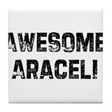 Awesome Araceli Tile Coaster