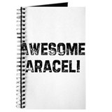 Awesome Araceli Journal