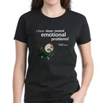 Belkar: Emotional problems Women's Dark T-Shirt