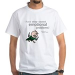 Belkar: Emotional problems White T-Shirt