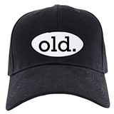 Old Baseball Hat