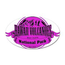 hawaii volcanoes 1 Wall Decal