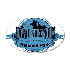 hawaii volcanoes 3 Wall Decal