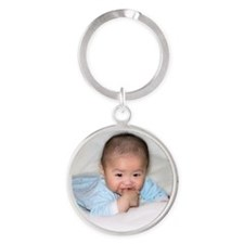 Add Your Photo Here Keychains