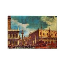 Canaletto: Bucentaur's return to Palazzo Ducale Re