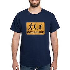 Organized Street Running - Iceland T-Shirt