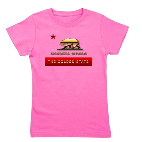 California Girl's Tee