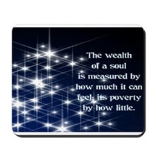 Soul Wealth Mousepad