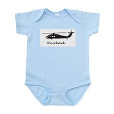 UH-60 Blackhawk Infant Bodysuit