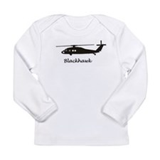Cool Blackhawks Long Sleeve Infant T-Shirt