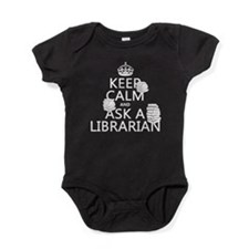 ask-a-librarian Baby Bodysuit