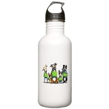 Adopt Shelter Dogs Water Bottle