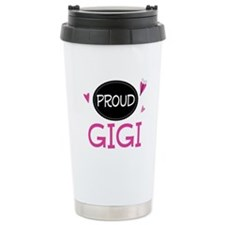 Proud Gigi Ceramic Travel Mug
