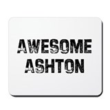 Awesome Ashton Mousepad