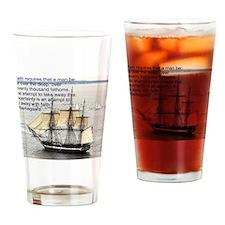 USS_Constitution_1997.jpg Drinking Glass