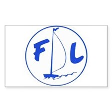 Fayson Lakes Logo Decal