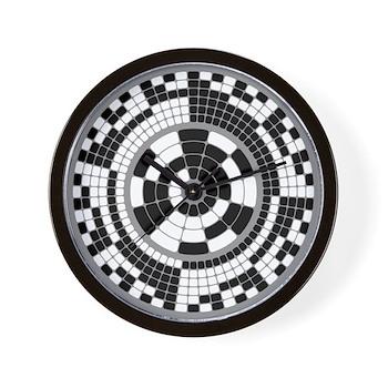 Analog Binary Wall Clock