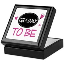 Grammy To Be Keepsake Box