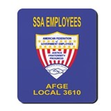 AFGE Mousepad For AFGE Local 3610