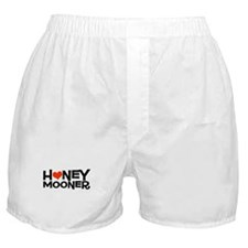 Honeymooner with Heart Boxer Shorts