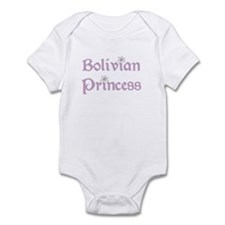 Bolivian Princess Infant Bodysuit