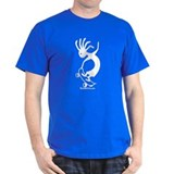 Kokopelli Skateboarder T-Shirt