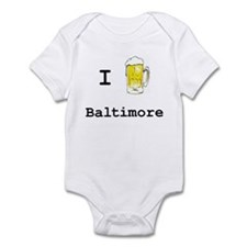 Baltimore Infant Bodysuit