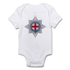 Garter (England) Infant Bodysuit