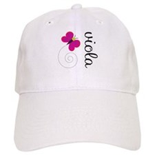 Pretty Viola Cap
