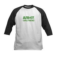 army-girlfriend-clean-green Baseball Jersey