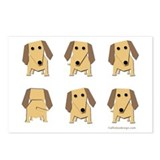 One of These Dachshunds! Postcards (Package of 8)