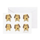 One of These Dachshunds! Greeting Cards (Package o