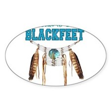 Proud to be Blackfeet Decal