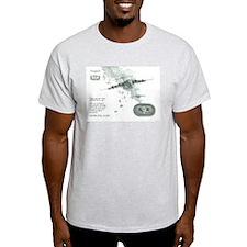 Airborne Print T-Shirt