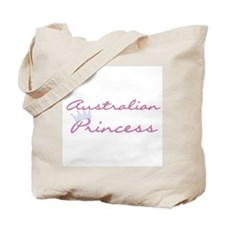 Australian Princess Tote Bag