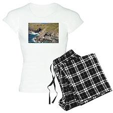 Tintagel Haven, Cornwall, England, UK 2 Pajamas