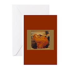 Flaming June Greeting Cards (Pk of 10)