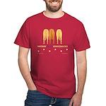 Nothin' Butt Ridgebacks Red T-Shirt