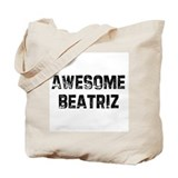 Awesome Beatriz Tote Bag