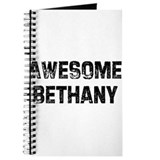 Awesome Bethany Journal